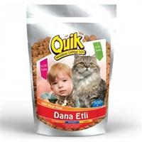 Quik Kedi Maması Dana Etli 500 Gr