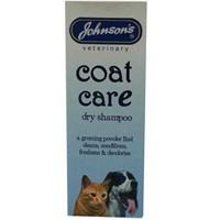 Johnsons Kedi Köpek Toz Pudra Şampuan 3,5 Oz