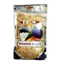 Wunder Vogel Tropikal Finch Kuru Mama 200 Gr