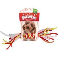 Pawise Köpekler İçin Renkli İp Kemik 28 Cm P14880up