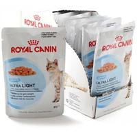 Royal Canin Ultra Light Diyet Yetişkin Kedi Maması 85 Gr