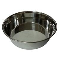 Garden Mix Kaymaz Tabanlı Çelik Köpek Mama Kabı 3000 Ml