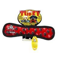 Tuffy Ultimate Suda Batmayan Dayanıklı Köpek Oyuncağı Kırmızı