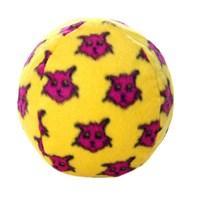 Tuffy Mighty Balls Large Suda Batmayan Dayanıklı Köpek Oyuncağı Sarı