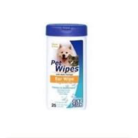 Tropiclean Yetişkin Kedi- Köpek Temizleme Bezi 25 Adet