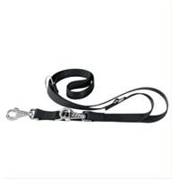 Ferplast Club Ga25/200 Çok Amaçlı Köpek Gezdirme Tasması Siyah