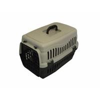 Pet Style Küçük Irk Köpek Ve Kedi Taşıma Çantası Gri 50 Cm