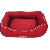 Reddingo Küçük Ve Orta Irk Köpek Yatağı Medium Kırmızı