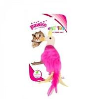 Pawise Hi-Pile Flamingo-Flamingo Kedi Oyuncağı