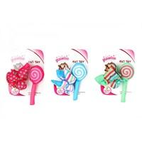 Pawise Cat Toy-Şeker Ve Çiçek Kedi Oyuncağı