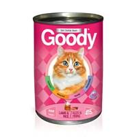 Goody Kuzu Etli & Pirinçli Kedi Konservesi 415 Gr