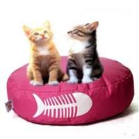 Freeandjoy Catbag Su Tutmayan Kedi Yatağı Pembe