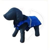 Pet Style Reflektörlü Anorak Siyah Köpek Kıyafeti No:5