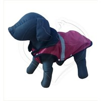 Pet Style Reflektörlü Anorak Kırmızı Köpek Kıyafeti No:11