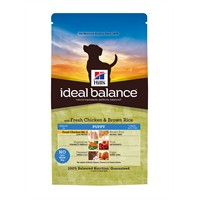 Hill's Ideal Balance Puppy With Fresh Chicken&Brown Rice Taze Tavuk Ve Kepekli Pirinçli Yavru Köpek Maması 12 Kg