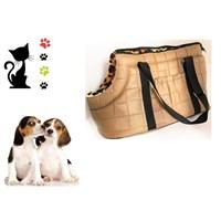 Practika Buffer Köpek & Kedi Taşıma Çantası Bej