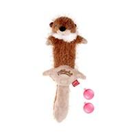 Gigwi 6253 Plush Friendz Tüylü Sincap Köpek Oyuncağı