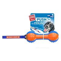 Gigwi 6181 Push To Mute Dambıl Ses Kont.18 Cm Köpek Oyun