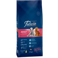 Felicia 15 Kg Kuzulu Yetişkin Köpek Maması