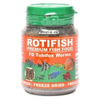 Rotifish Rotifish Fd Tubifex Worms 100 Ml