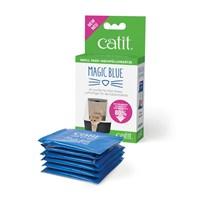 Catit Magic Blue Tuvalet Kabı Koku Giderici Yedek Kartuş