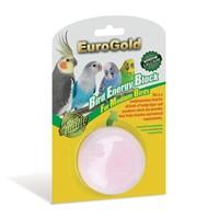 Eurogold Orta Boy Kuşlar İçin Enerji Blok