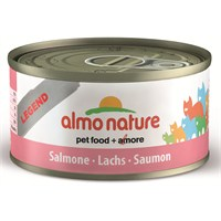 Almo Nature Legend Somon Kedi Konservesi 70Gr
