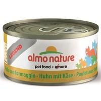 Almo Nature Legend Tavuk Ve Peynir Kedi Konservesi 70Gr