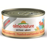 Almo Nature Legend Tuna Ve Karidesli Kedi Konservesi 70Gr