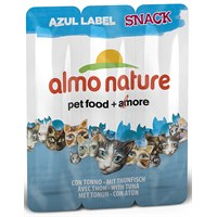 Almo Nature Azul Label Snack Tuna Kedi Ödülü 15Gr