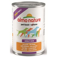 Almo Nature Daily Menu Tavuklu Köpek Konserve 400 Gr