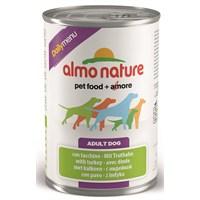 Almo Nature Daily Menu Hindili Köpek Konserve 400 Gr