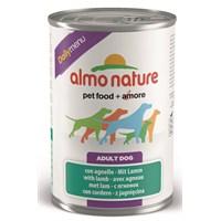 Almo Nature Daily Menu Kuzulu Köpek Konserve 400 Gr