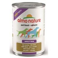 Almo Nature Daily Menu Ördekli Köpek Konserve 400 Gr