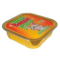 Bonnie Tavşan-Hindi Kedi Pate 100 Gr.