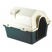 Dr.Sacchi Plastik Köpek Kulübeleri Bacalı - HC001B84 - 84X63X62,9cm