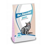 Dr.Sacchi Basic Kedi Maması 15 Kg