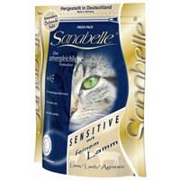 Sanabelle Sensitive With Fine Lamb Hassas Kediler İçin Kuzulu Kedi Maması 10 Kg