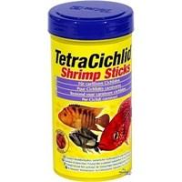 Tetra Cichlid Shrimp Sticks Balık Yemi 250 ml