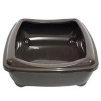 Aristo Tray Açık Kedi Tuvaleti No: 2 Kahverengi