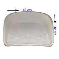 Mtk Plastik Tepsili Mama - Su Kabı Altlığı