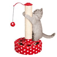 Trixie Kedi Tırmalama, 27X45cm, Kırmızı-Beyaz