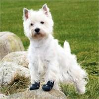 Trixie Köpek Yürüyüş Botu XSmall Siyah Renkli 2 Adet