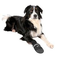 Trixie Köpek Patiği , Yumuşak 2 Ad. , Xl , Siyah