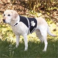 Trixie Köpek Işıklı Fosforlu Güvenlik Yeleği L,Siyah