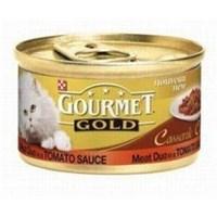 Pro Plan Pro Plan Gourmet Gold Tavuklu Ciğerli Konserve Kedi Maması 85 Gr x 24'lü
