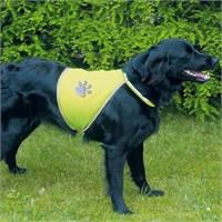 Trixie Köpek Fosforlu Güvenlik Yeleği, L