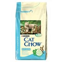 Purina Cat Chow Tavuklu Yavru Kuru Kedi Maması 15kg