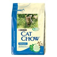 Purina Cat Chow Somonlu Kuru Kedi Maması 1,5 Kg