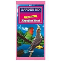 Garden Mix Premium Paraket Papağan Kuş Yemi 500Gr.